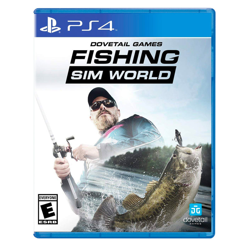 Fishing Sim World - Juego para PlayStation 4 - Multimax