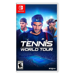 Tennis World Tour - Juego para Nintendo Switch