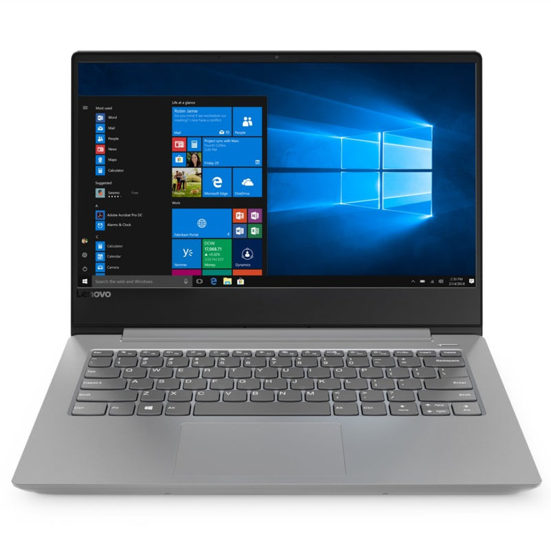 "Notebook Lenovo IdeaPad, Intel Core i7 8550U, 8GB RAM, 1TB Disco duro, Pantalla de 14"", Windows10"