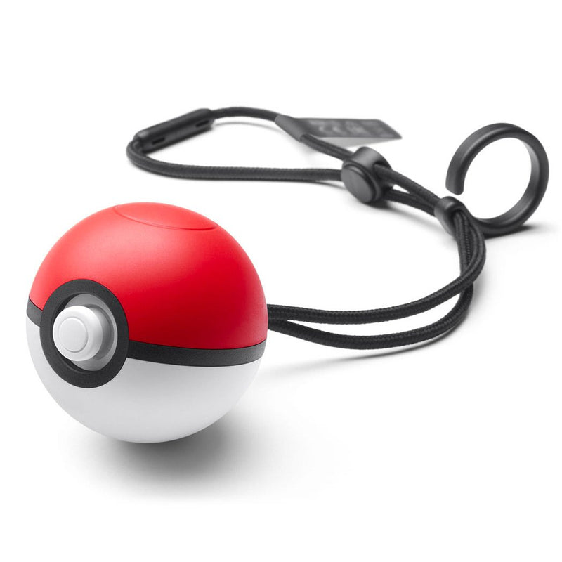 Control Nintendo Switch Poke Ball Plus, rojo/blanco