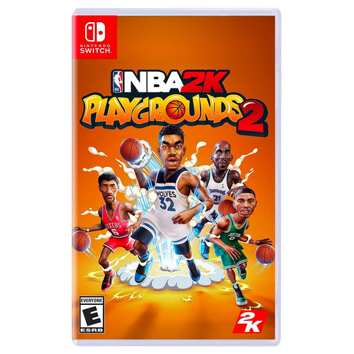 NBA2K Playgrounds 2 - Juego Nintendo Switch