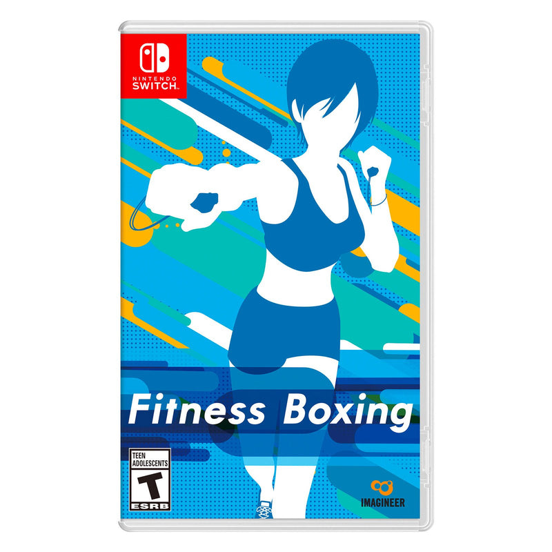 Fitness Boxing - Juego para Nintendo Switch - Multimax