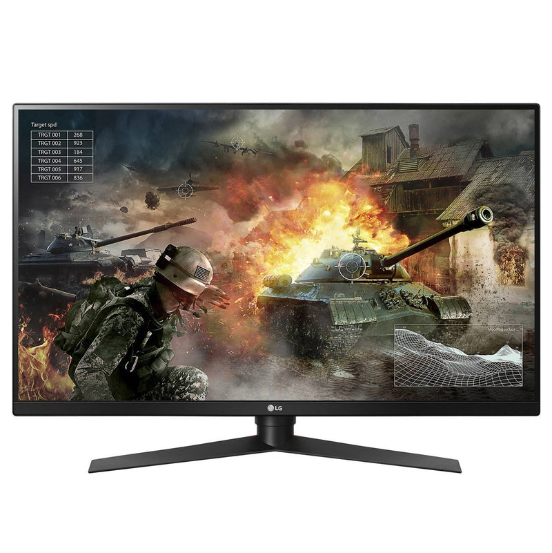 "Monitor Gaming LG 32GK850G, LED, 32"", IPS, 2560x1440, HDMI, DisplayPort"