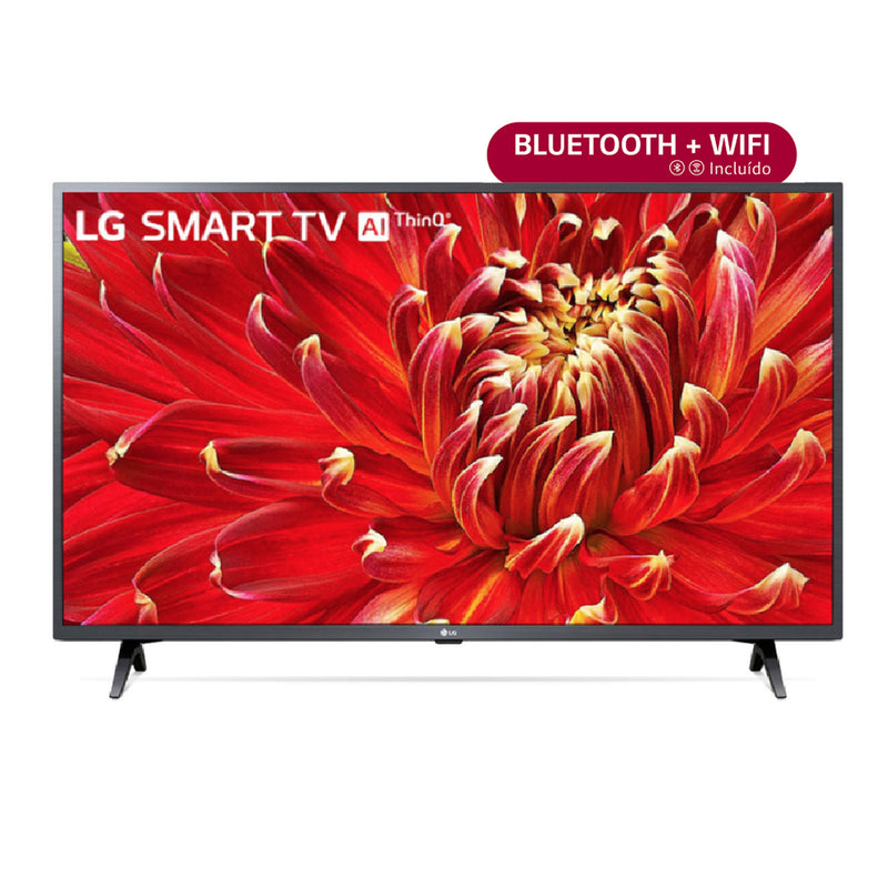 "Smart TV LG, 43"", Full HD, DVB-T, HDMI, USB, Wi-Fi"