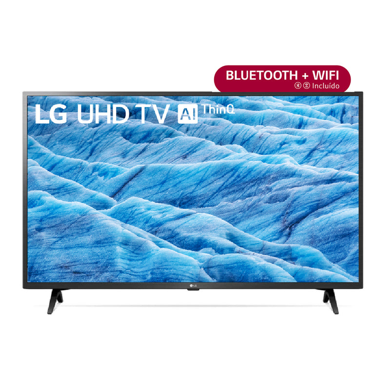 "Smart TV LG ThinQ, 43"", 4K, WiFi, HDMI, USB, DVB-T"