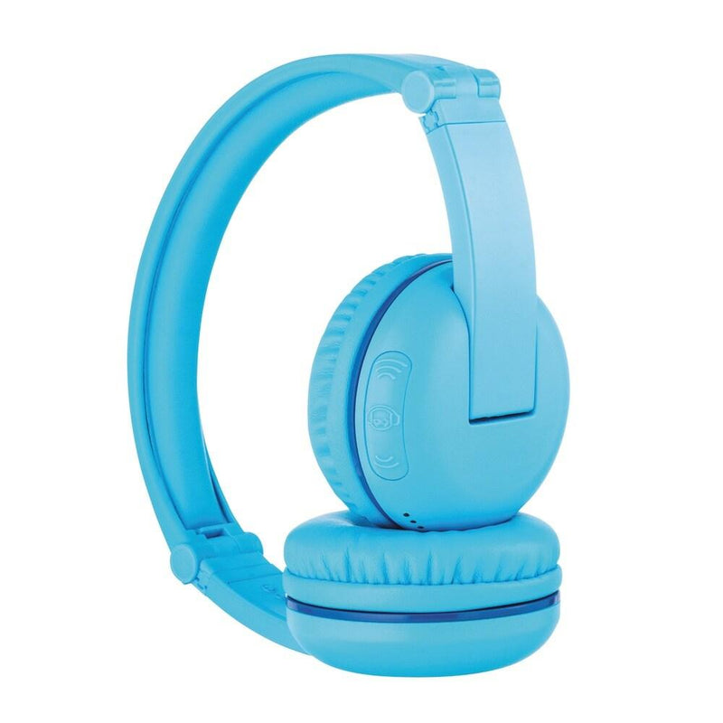 Audífonos Inalámbricos Play, Bluetooth, color glazier blue - Multimax