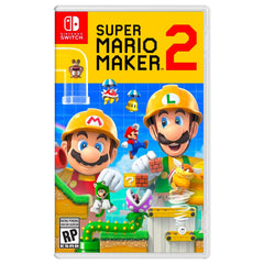 Super Mario Maker 2 - Juego para Nintendo Switch