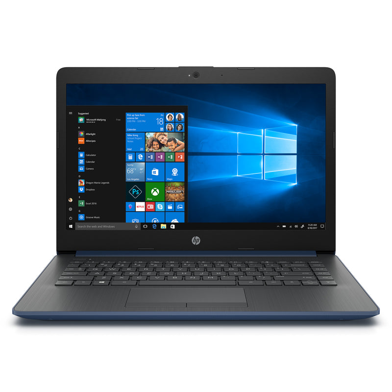 "Notebook HP, Intel Core i5 8250U, 8GB RAM, 1TB Disco Duro, 14"", Windows 10"