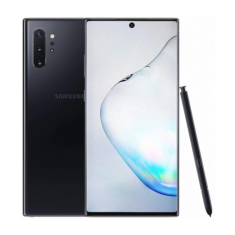 Celular Samsung Galaxy Note 10, 256GB, 8GB RAM, color aura black
