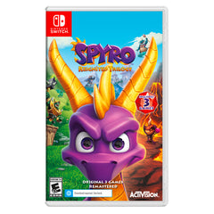 Spyro Reignited Trilogy - Juego para Nintendo Switch