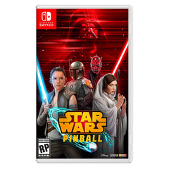 Star Wars Pinball - Juego para Nintendo Switch