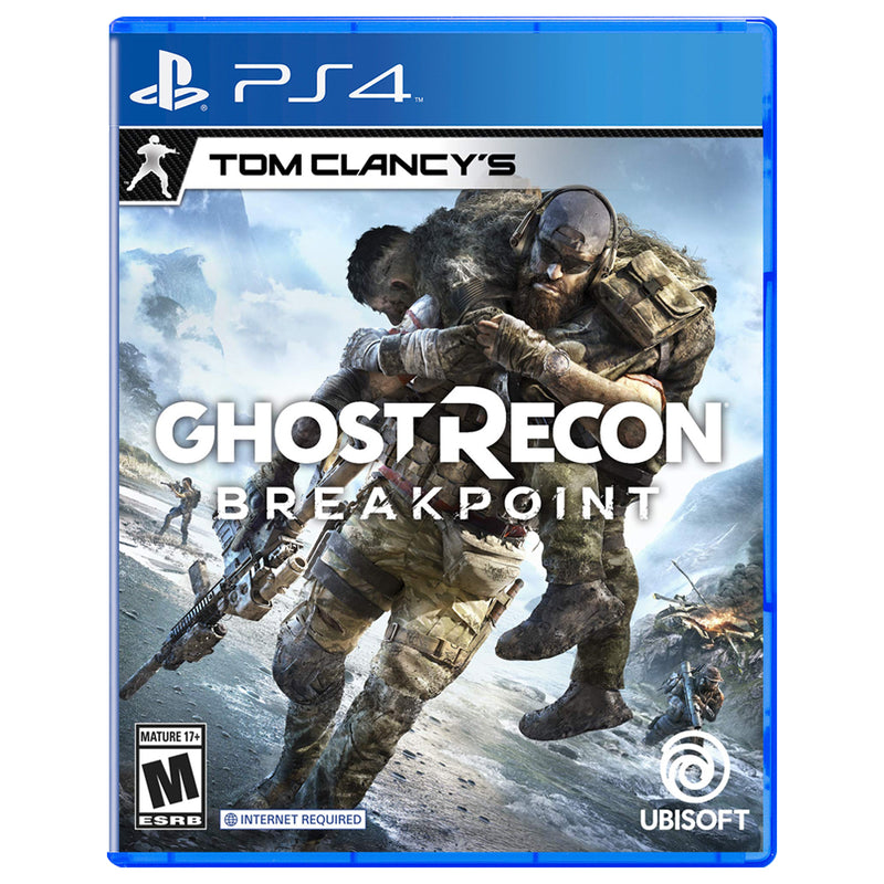 Tom Clancys Ghost Recon Breakpoint - Juego para PlayStation 4