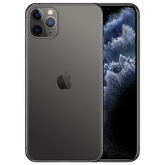 Celular iPhone 11 Pro Max, 64GB, color space gray