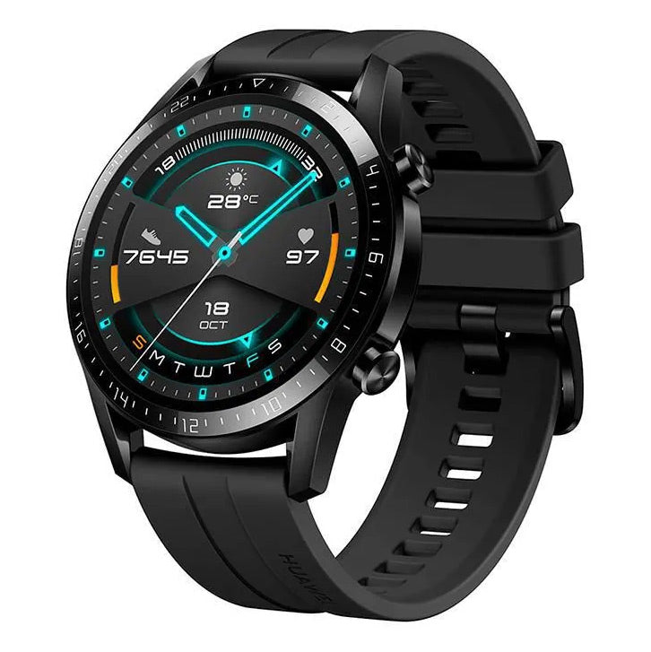 Reloj Inteligente Huawei Watch GT2 Sport, 46mm, color matte black
