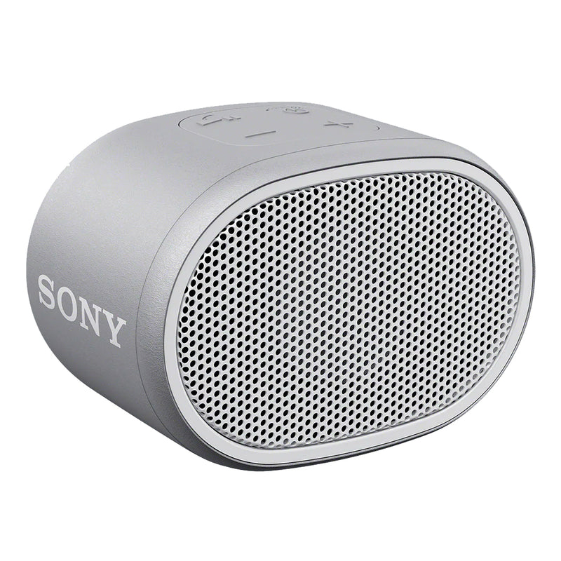 Bocina inalámbrica Sony SRS-XB01, Bluetooth, blanco - Multimax