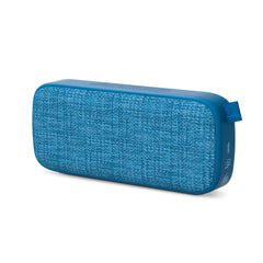 Bocina inalámbrica Energy Sistem Fabric Box3+, puerto micro SD, radio FM, Bluetooth, blueberry