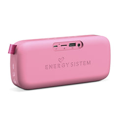 Bocina inalámbrica Energy Sistem Fabric Box3+, puerto micro SD, radio FM, bluetooth, grape