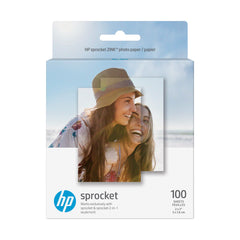 Papel fotográfico HP Sprocket 1DE40A