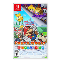 Paper Mario: The Origami King - Juego para Nintendo Switch