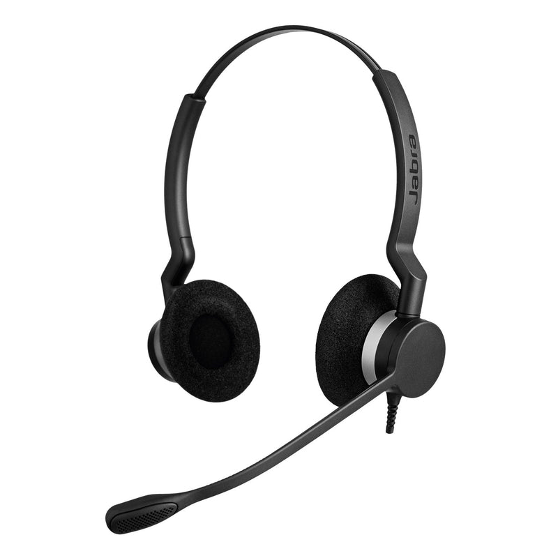 Headset Corporativo Jabra Biz 2300 QD Duo con Cable Jabra GN1200 Smart