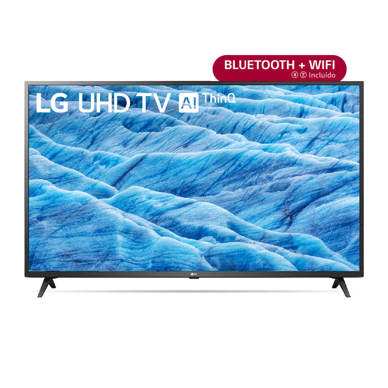 "Smart TV LG ThinQ, 55"", 4K UHD, DVB-T HDMI, USB, WiFi"