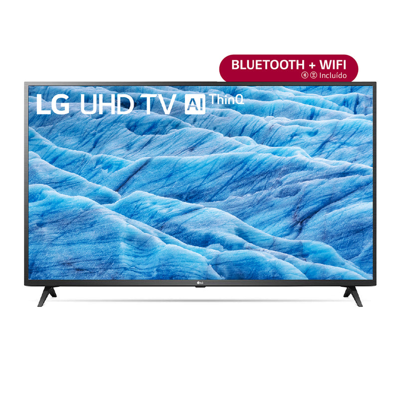 "Smart TV LG ThinQ, 65"", 4K UHD, WiFi, HDMI, USB, ISDB-T"