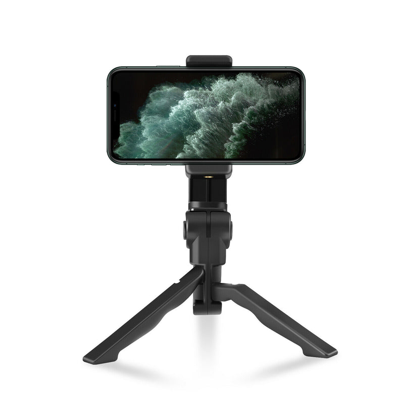 "Tripode para Celulares de 3.5 a 7"", 360° y 120°, Video vertical y horizontal"