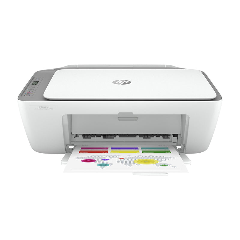 Impresora Multifuncional HP Deskjet Ink Advantage 2775, escaner, WiFi