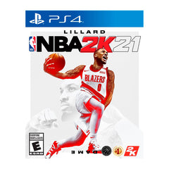 NBA 2K21 - Juego para Playstation 4