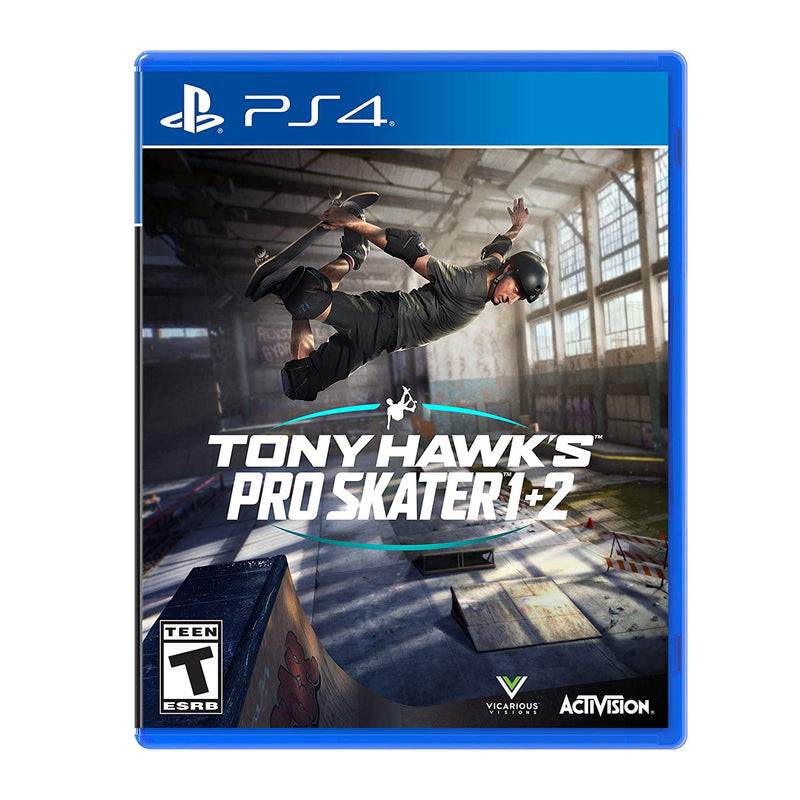 Tony Hawk Pro Skater 1 + 2 - Juego para Playstation 4 - Multimax