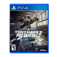 Tony Hawk Pro Skater 1 + 2 - Juego para Playstation 4