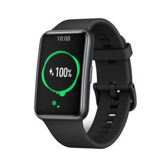 Reloj inteligente Huawei Watch Fit, 4GB, Bluetooth, GPS, 180 mAh, negro - Multimax