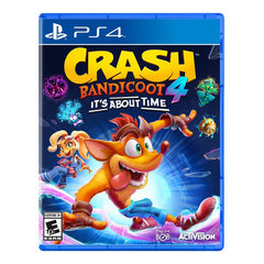 Crash Bandicoot 4 Its About Time - Juego para Playstation 4
