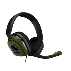 Headset Logitech A10, versión Call Of Duty, negro