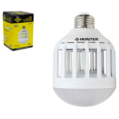 Bombillo LED exterminador de insectos, 12 watts, - Multimax
