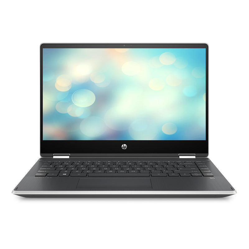 "Notebook híbrida HP-DH1035LA, Intel Core i3 10110U, 4GB RAM, 256GB SSD, 14"", Windows 10, natural silver - Multimax"