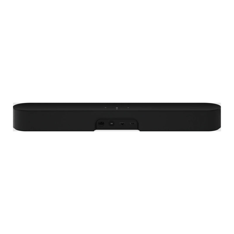 Barra de sonido Sonos Beam, Air Play 2, HDMI, LAN, NFC, WiFi, negro - Multimax