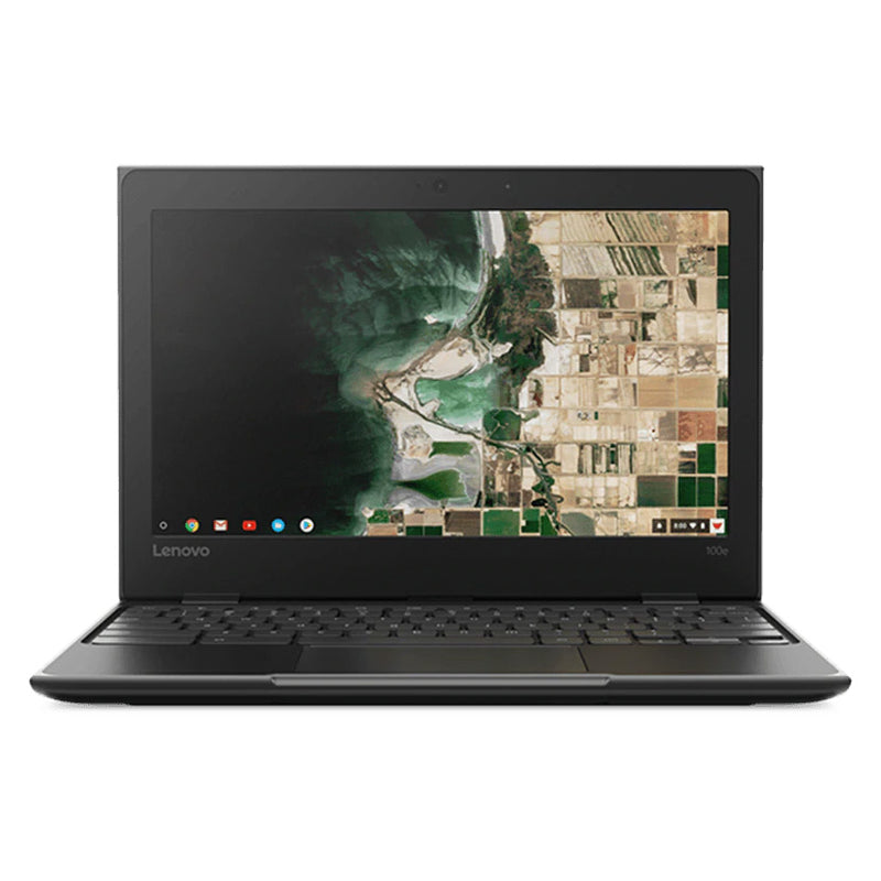 "Chromebook Lenovo 100e, AMD A4-9120C, 4GB RAM, 32GB eMMC, 11.6"", ChromeOS, Inglés - Multimax"
