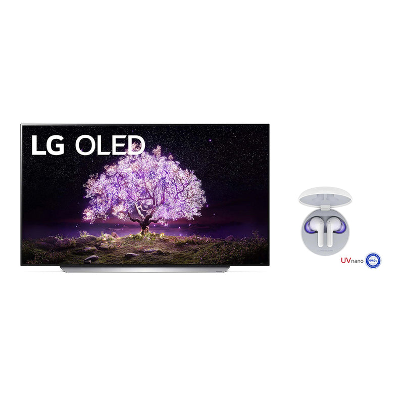 "Kit Smart TV LG OLED de 65"" y GRATIS Audífonos inalámbricos LG Tone Free FN6 - Multimax"