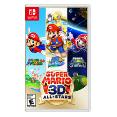 Super Mario 3D All Stars - Juego para Nintendo Switch