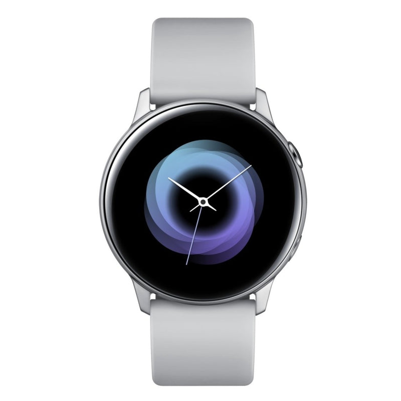 Reloj inteligente Samsung Galaxy Watch Active, 40mm, color plateado