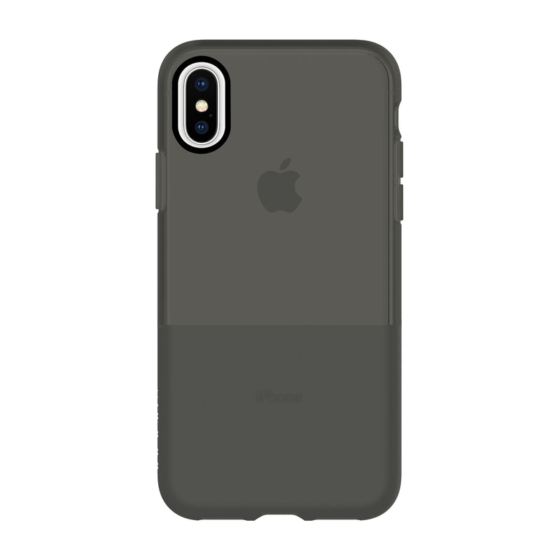 Estuche para iPhone XS Incipio, negro