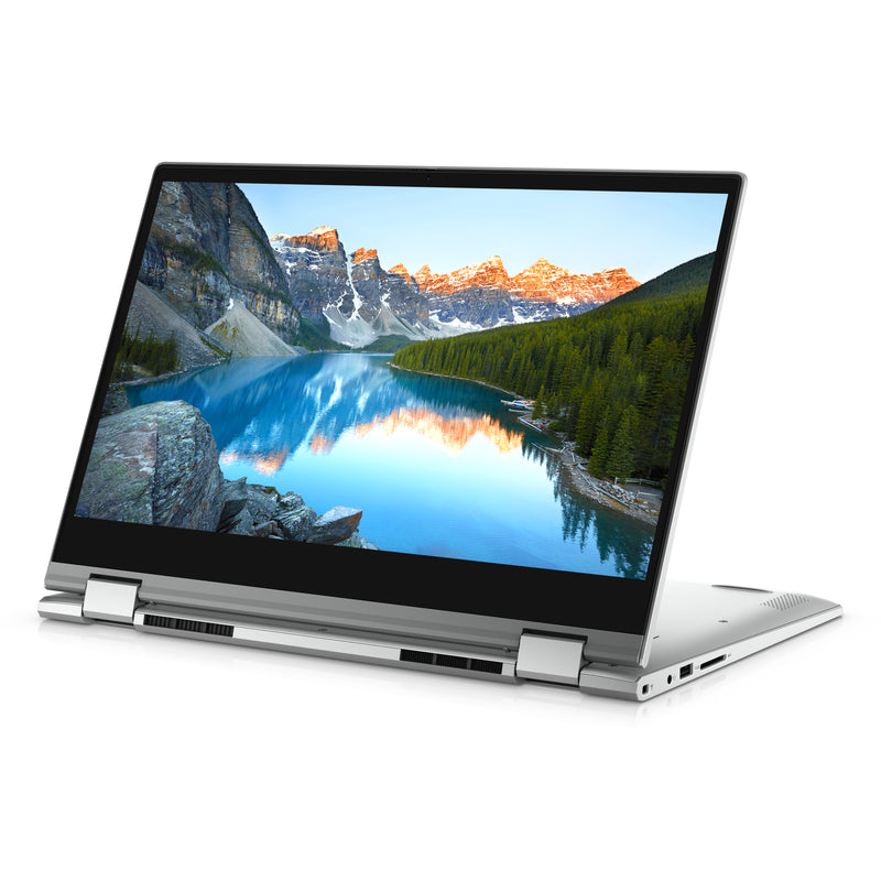 "Notebook Dell Inspiron 14 5406, Intel Core i3 1115G4, 4GB RAM, 128GB SSD, 14"" táctil, Windows 10 - Multimax"