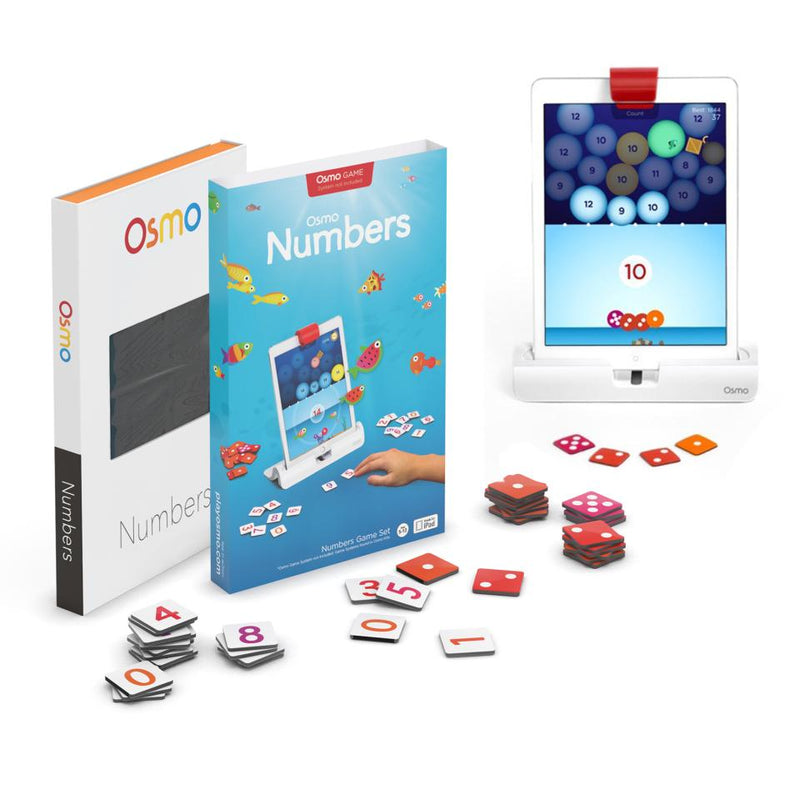 Kit de Juegos para Tablet Osmo Numbers