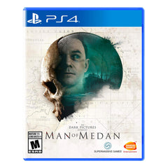 The Dark Pictures Anthology: Man Of Medan - Juego para PlayStation 4