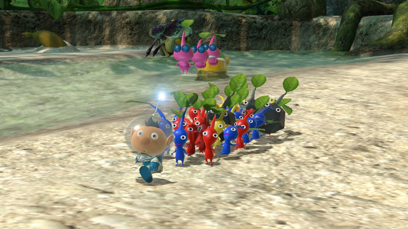 Pikmin 3 Deluxe - Juego para Nintendo Switch