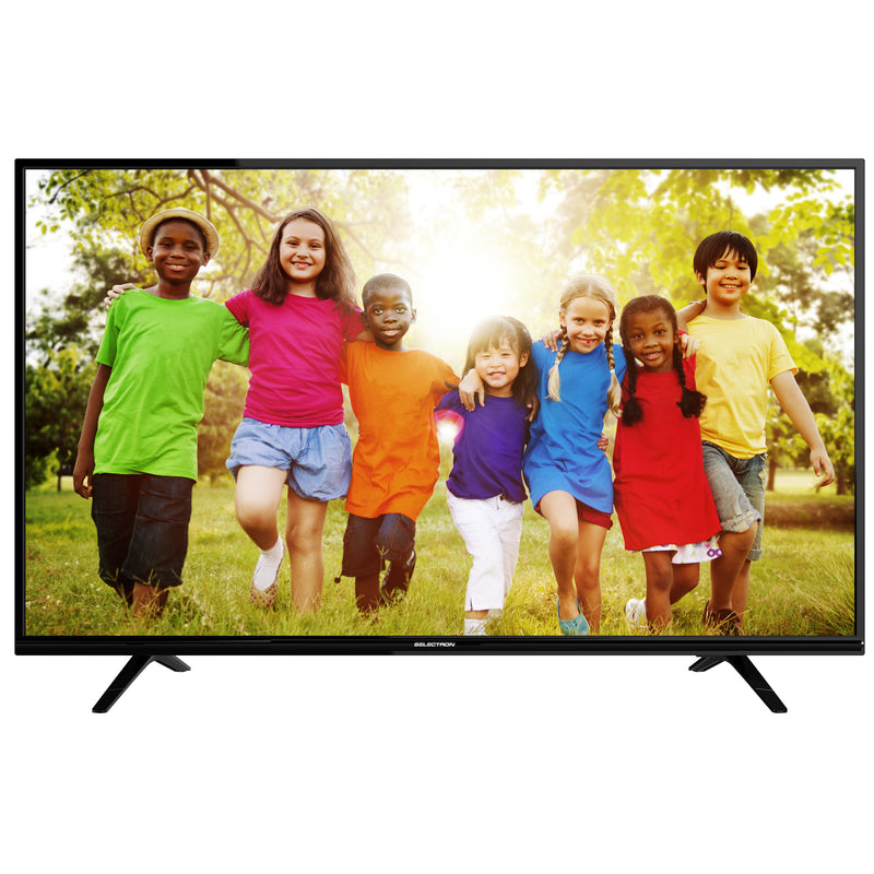 "Smart TV Selectron de 55"", 4K, DVB-T, HDMI, USB, WiFi"