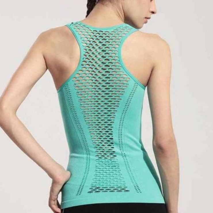 Hollow Back Top