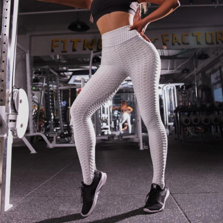 Soft Mesh Leggings