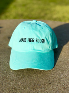 Diamond Blue MAKE HER BLUSH CAP